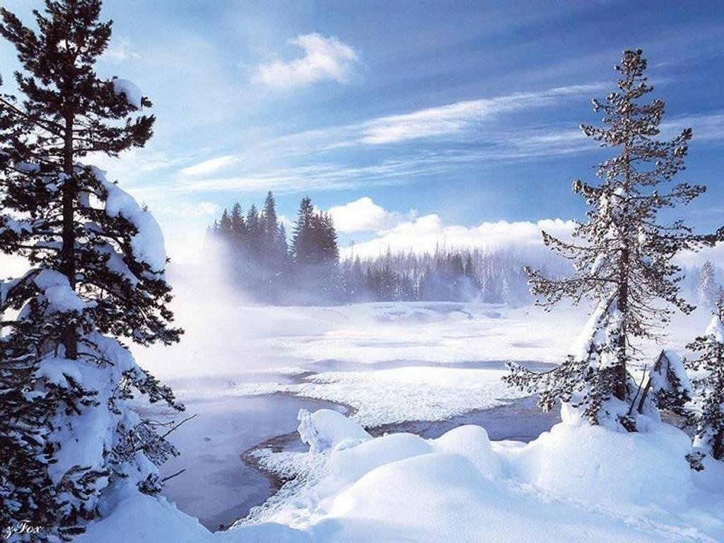 Paysages d'hiver 22